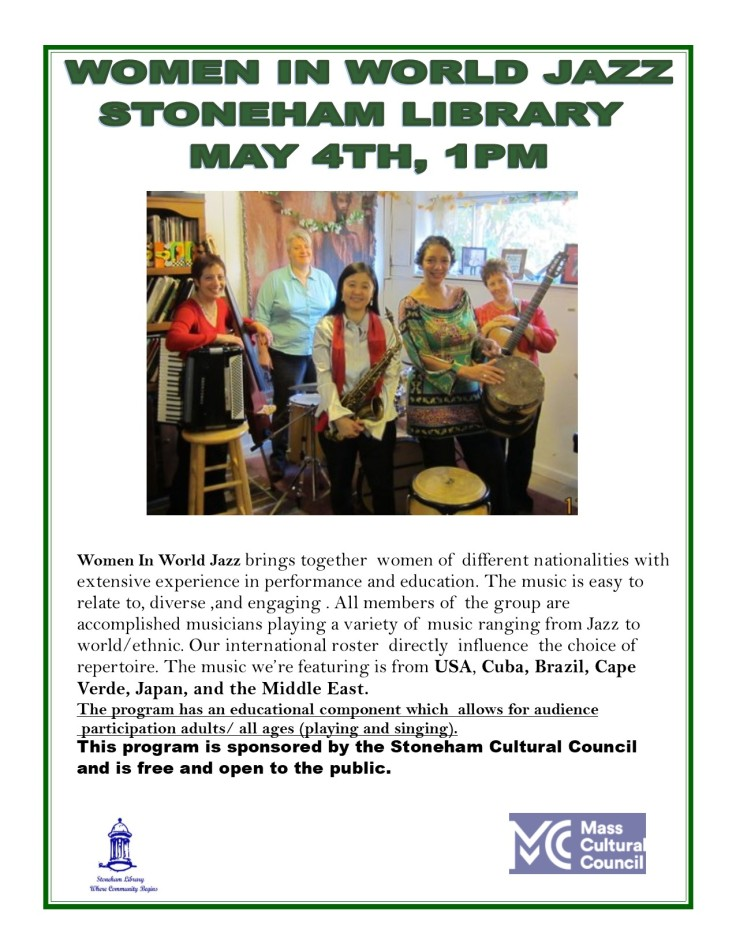 womenjazz Stoneham