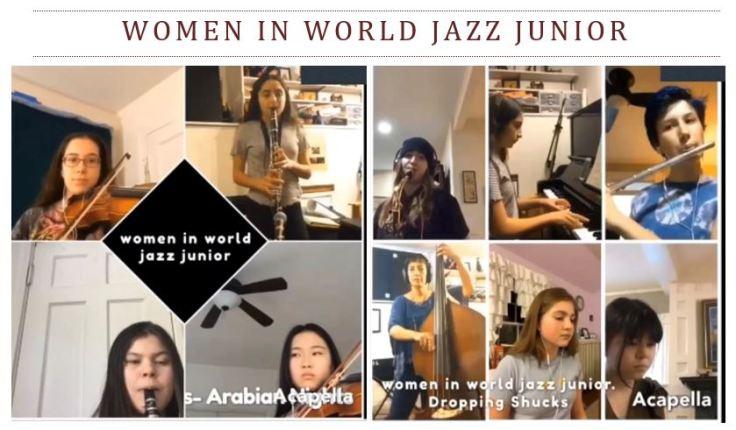 WOMEN IN WORLD JAZZ JUNIOR
